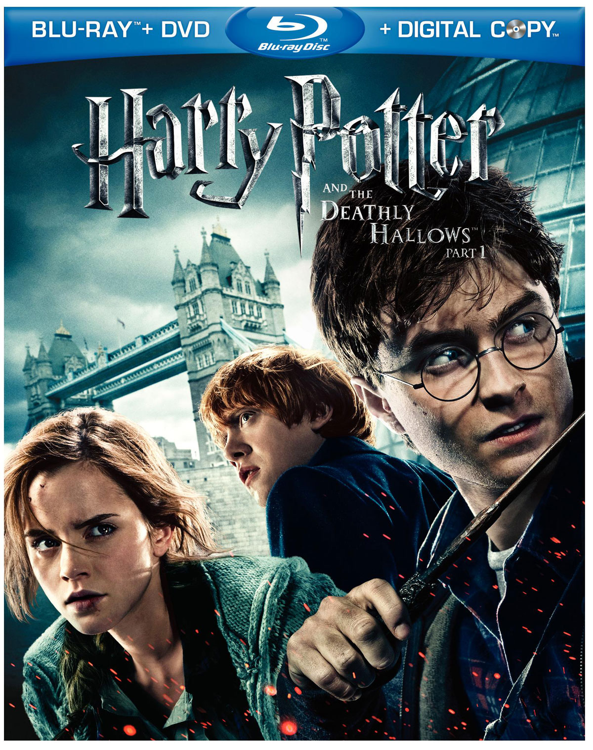 harry potter 7 part 1 blu ray. Part 1 DVD and Blu-Ray